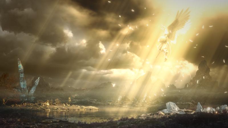 Final Fantasy XIV 14 Shadowbringers PC cheap key to download