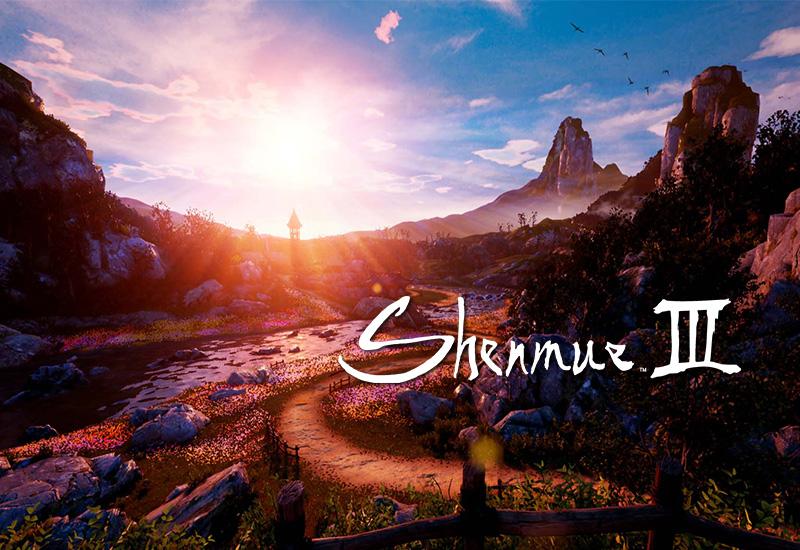 Shenmue III 3 PC (EU) cheap key to download