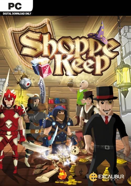 Shoppe Keep PC key