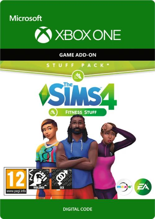 Die Sims 4 Fitness Stuff Xbox One
