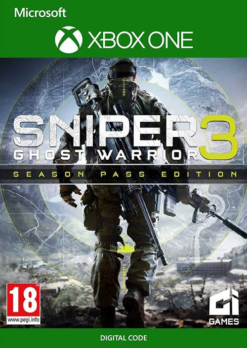 Sniper Ghost Warrior 3 Limited Edition Xbox One