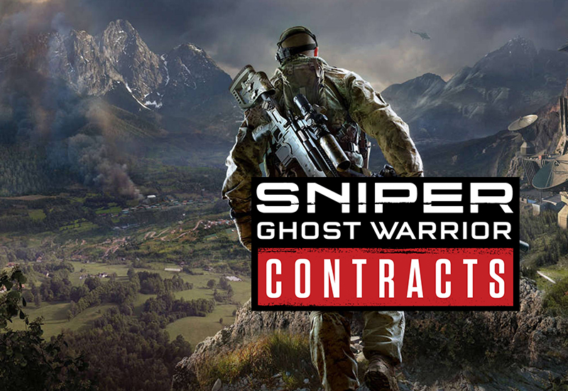 Sniper Ghost Warrior Contracts PC cheap key to download