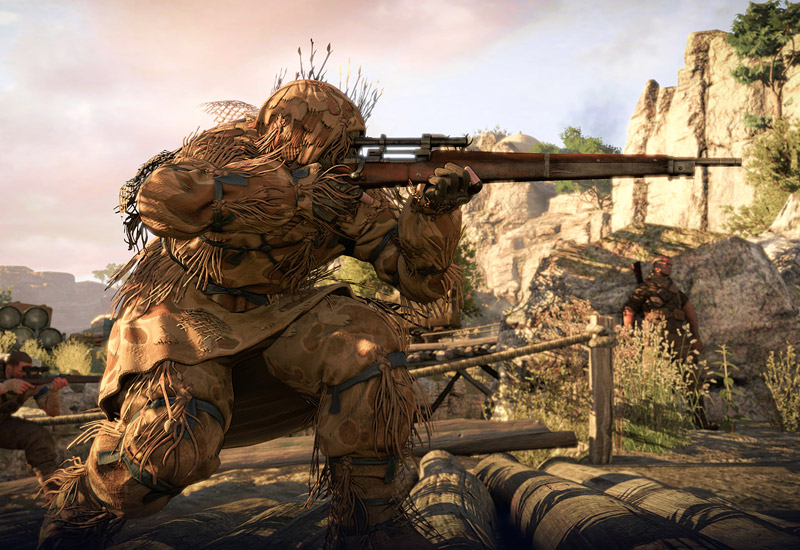 Sniper Elite 3 Afrika PC cheap key to download