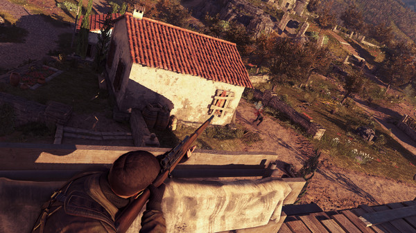 Sniper Elite 4 PC cheap key to download