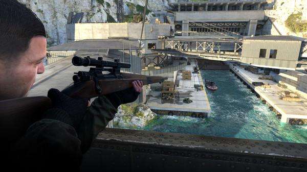 Resultado de imagen para Sniper Elite 4
