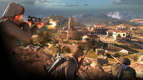 game sniper elite pc