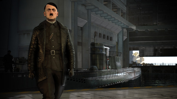Sniper Elite 4 Deluxe Edition PC cheap key to download