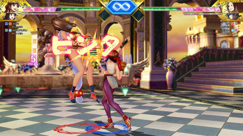 SNK Heroines Tag Team Frenzy Switch cheap key to download