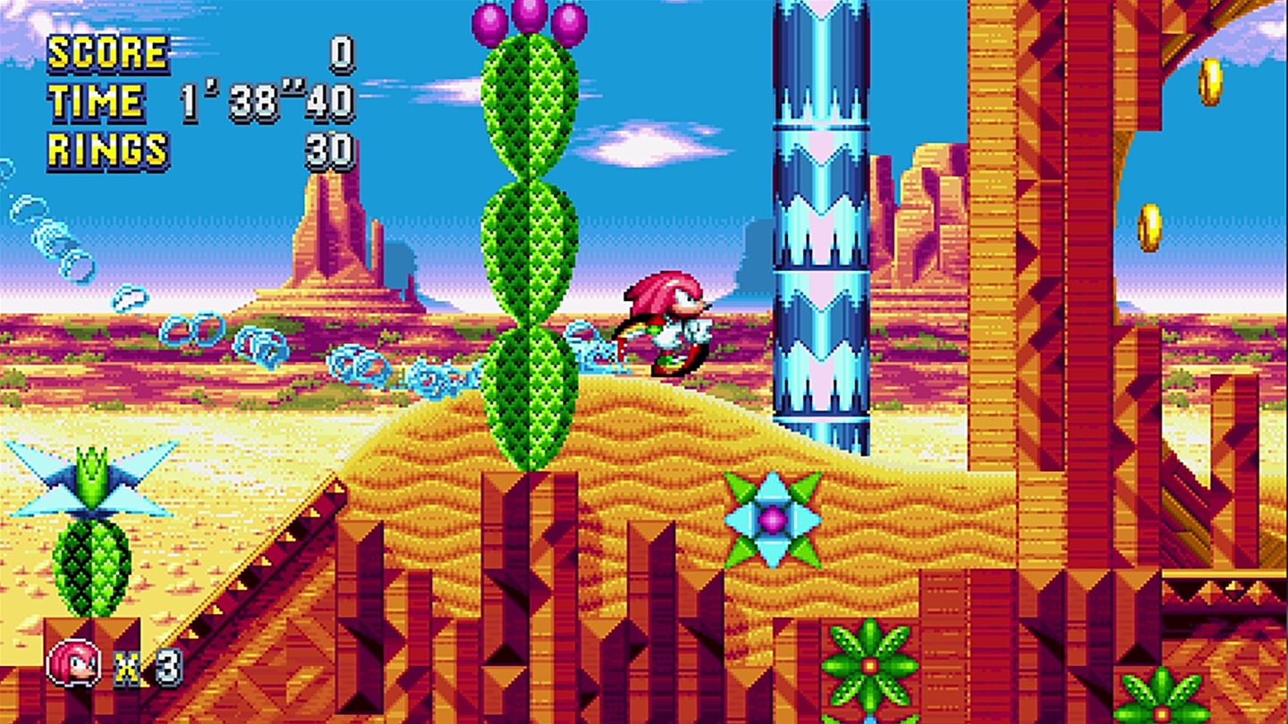 Sonic Mania Xbox One cheap key to download