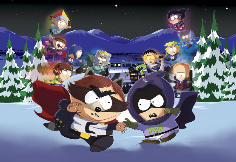 South Park: The Fractured but Whole Xbox One cheap key to download