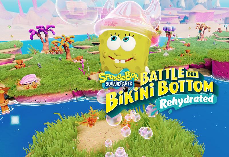 SpongeBob SquarePants: Battle for Bikini Bottom - Rehydrated PC + DLC cheap key to download