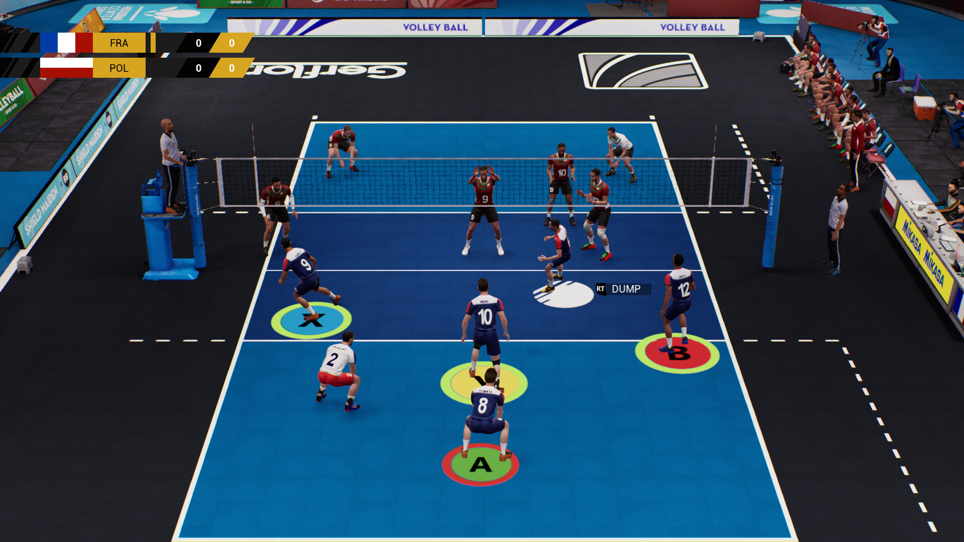 Spike Volleyball PC cheap key to download