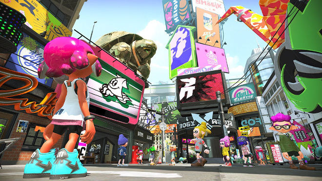 Splatoon 2 Switch cheap key to download