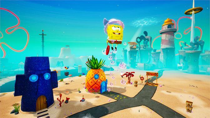 SpongeBob SquarePants: Battle for Bikini Bottom - Rehydrated Xbox One (UK) cheap key to download