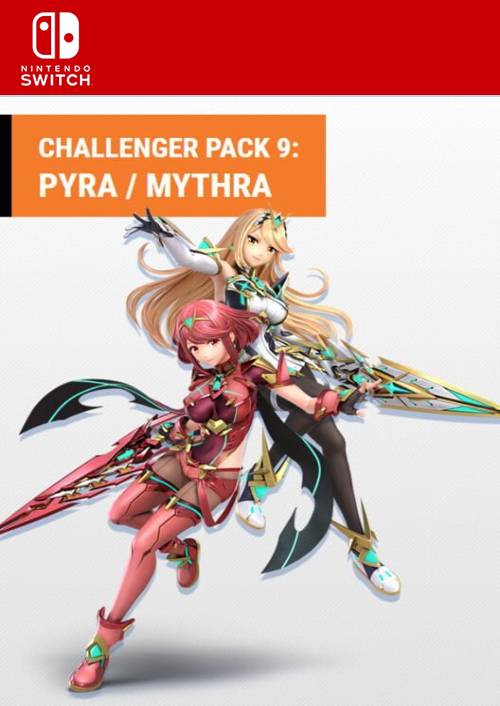 Super Smash Bros Ultimate Pyra u. Mythra Challenger Pack 9 Nintendo Switch