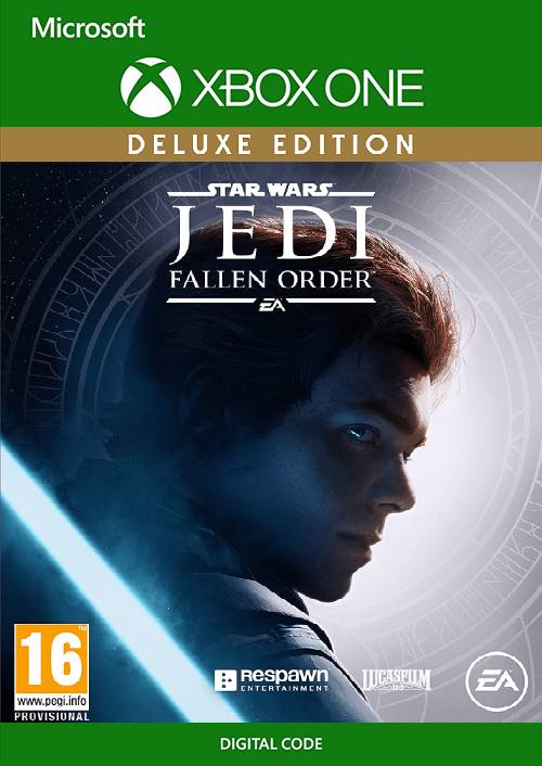 Star Wars Jedi: Fallen Order Deluxe Edition Xbox One key