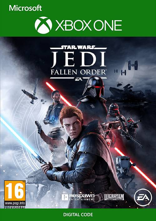 Star Wars Jedi: Fallen Order Xbox One key