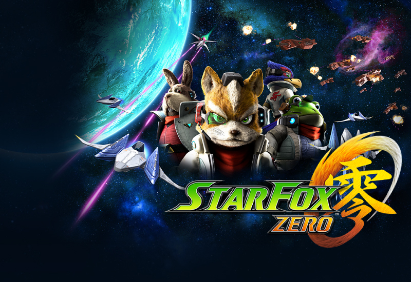 Star Fox Zero Wii U - Game Code cheap key to download