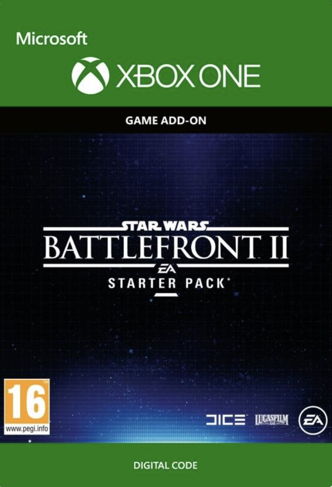 Star Wars Battlefront 2: Starter Pack Xbox One