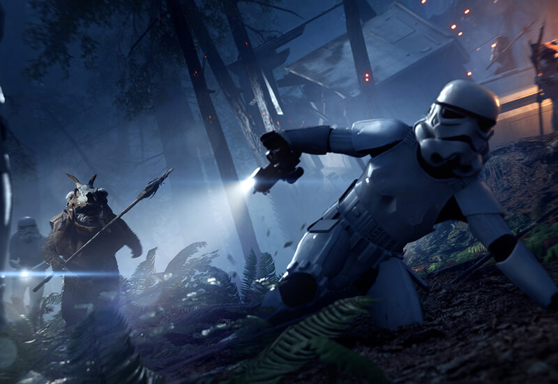 Star Wars Battlefront 2 Xbox One cheap key to download