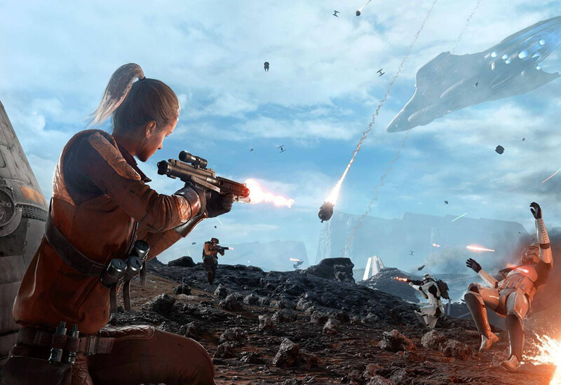Star Wars: Battlefront PC cheap key to download