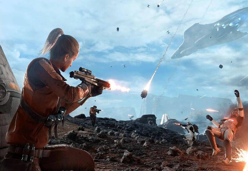 Star Wars: Battlefront PC billig Schlüssel zum Download