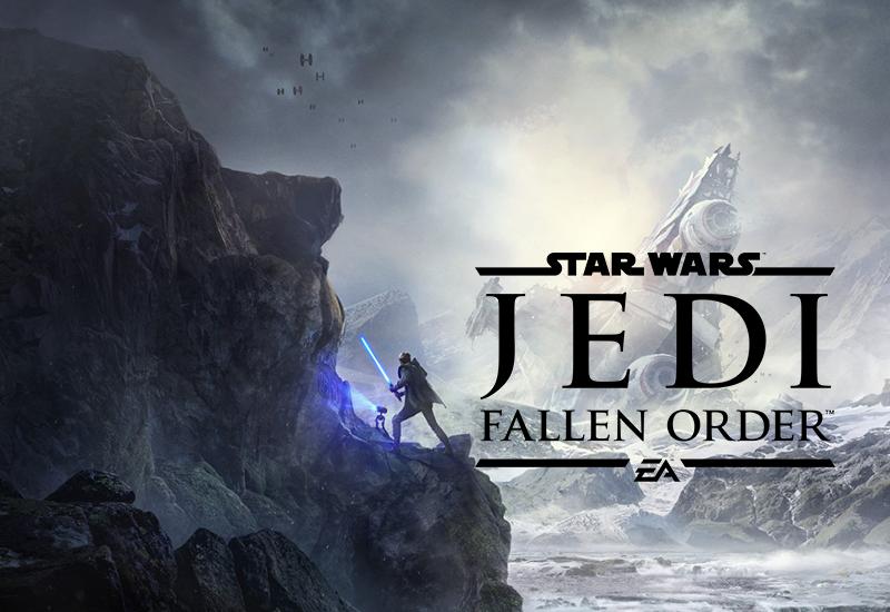 Star Wars Jedi: Fallen Order Deluxe Edition Xbox One clé pas cher à télécharger
