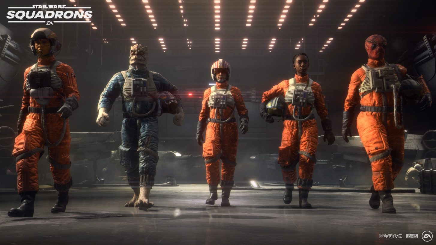 Star Wars: Squadrons PC cheap key to download