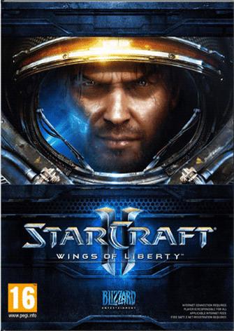 Starcraft II 2: Wings of Liberty (PC/Mac) cheap key to download