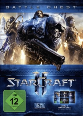 Starcraft 2 Battle Chest 2.0 PC cheap key to download