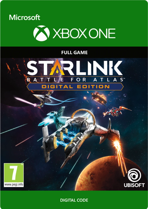 Starlink Battle for Atlas Xbox One