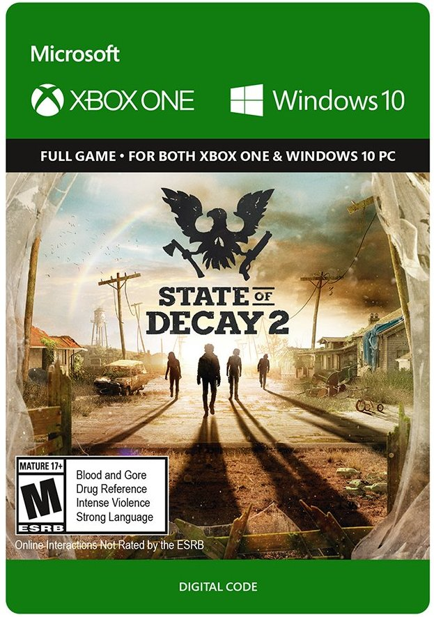 State of Decay 2 Xbox One/PC key