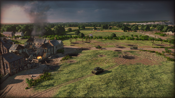 Steel Division Normandy 44 PC cheap key to download