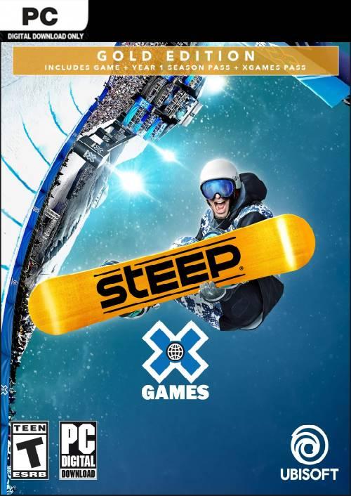 Steep X Games- Gold Edition PC (EU) key