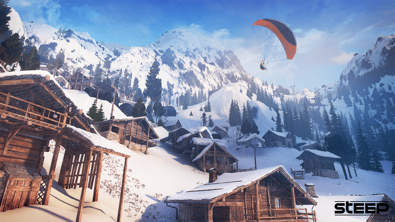 Steep Xbox One cheap key to download