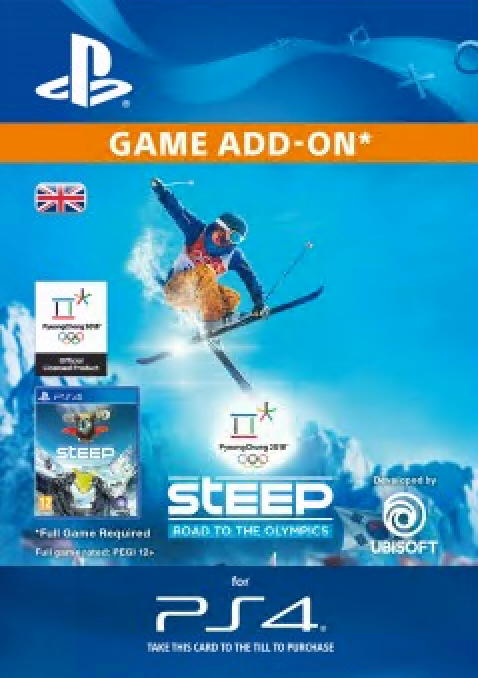Steep Road to Olympics PS4