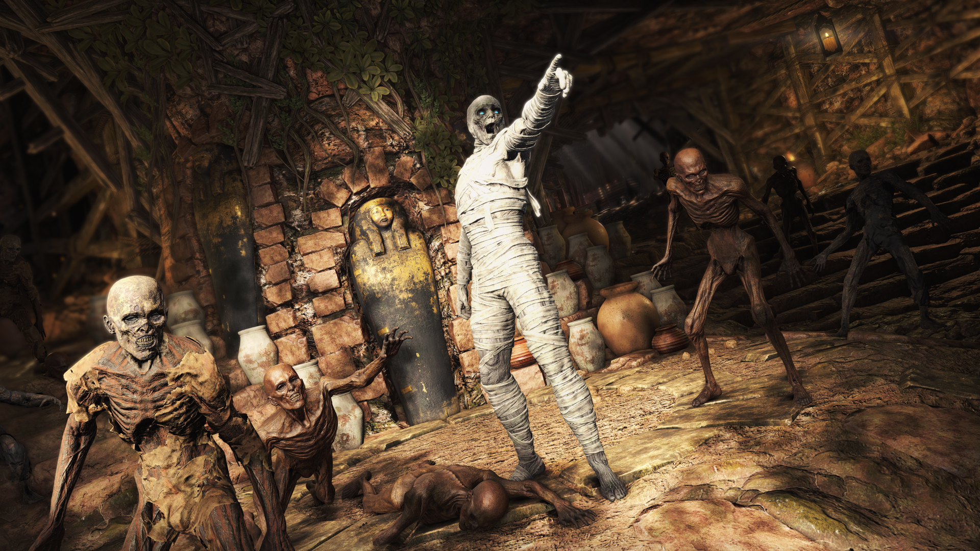Strange Brigade Deluxe Edition PC cheap key to download