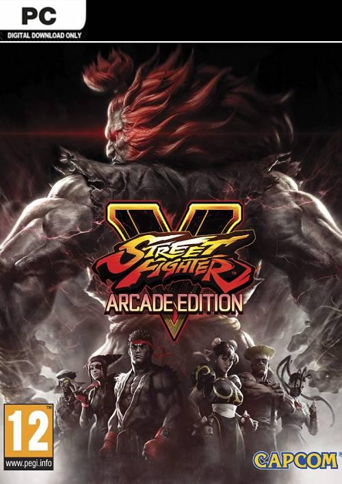 Street Fighter V 5: Arcade Edition PC key