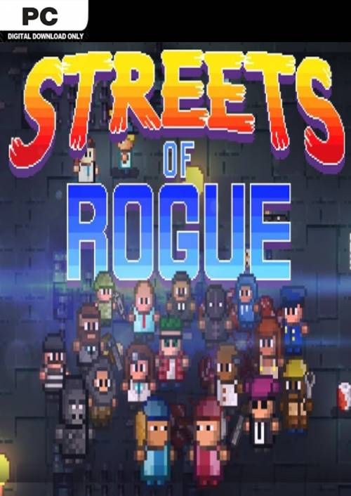 Streets of Rogue PC key