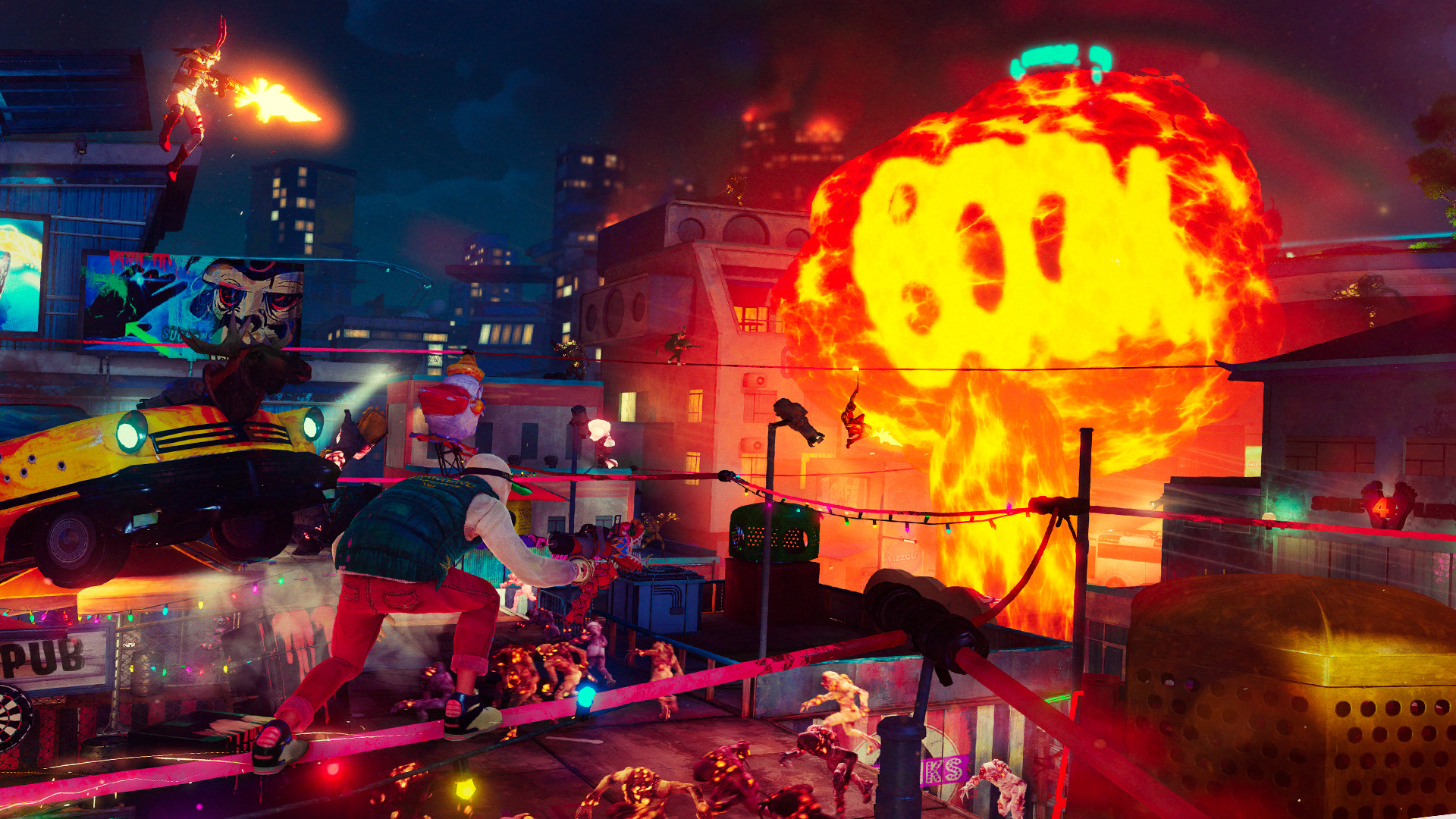 Sunset Overdrive PC cheap key to download