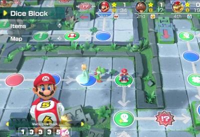 Super Mario Party Switch billig Schlüssel zum Download