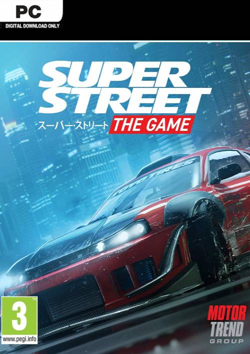 Super Street The Game PC key