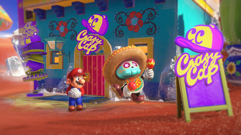 Super Mario Odyssey Switch cheap key to download