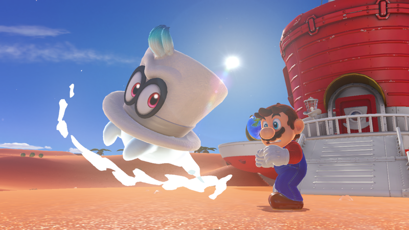 Super Mario Odyssey Switch billig Schlüssel zum Download
