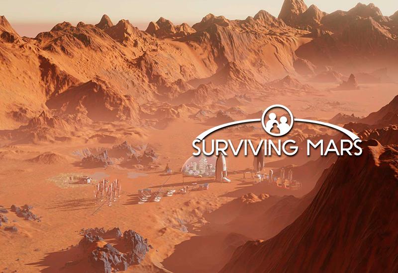 Surviving Mars PC Space Race Plus DLC cheap key to download