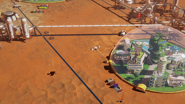 Surviving Mars Deluxe Edition PC cheap key to download
