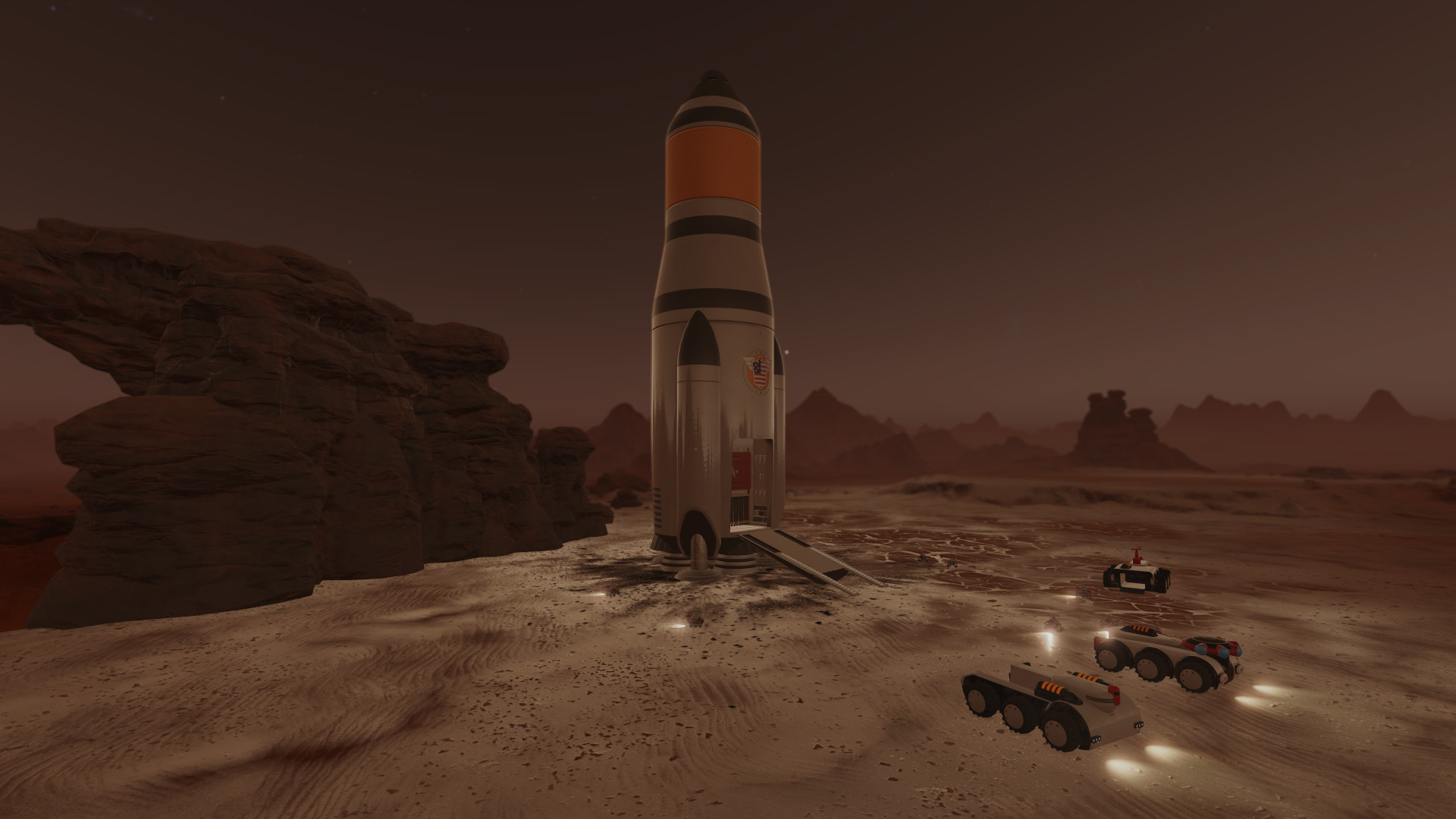 Surviving Mars PC Space Race DLC cheap key to download