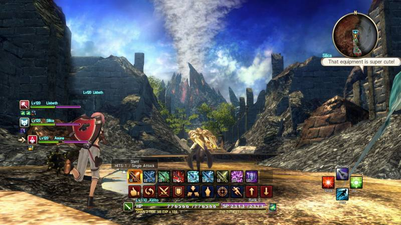 Sword Art Online: Hollow Realization Deluxe Edition PC cheap key to download