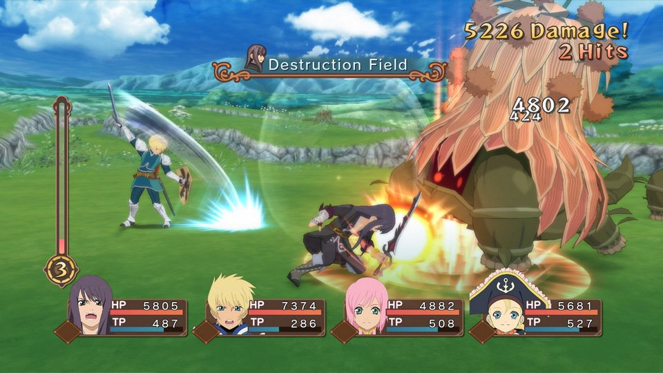 Tales of Vesperia Definitive Edition PC cheap key to download