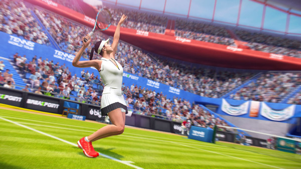 Tennis World Tour Legends Edition PC cheap key to download